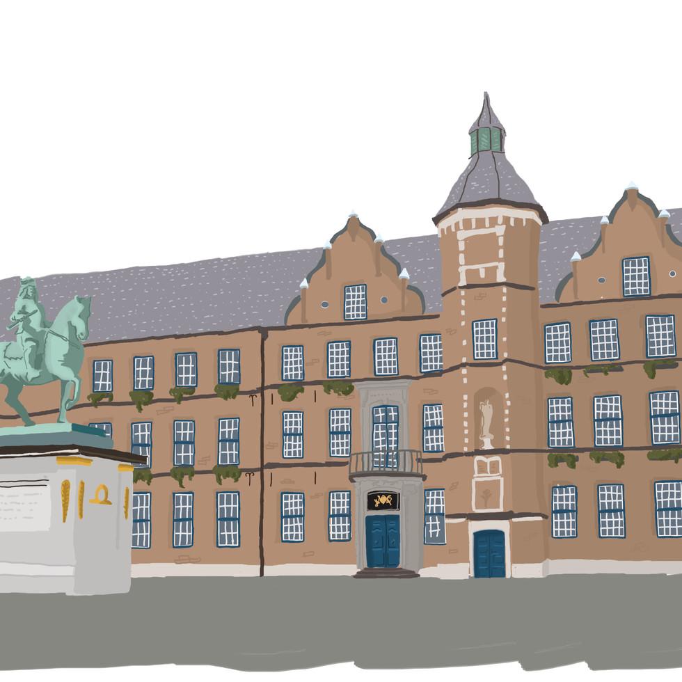 Düsseldorf Rathaus