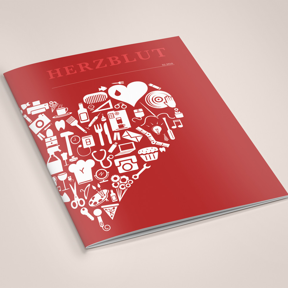 Cover Herzblut