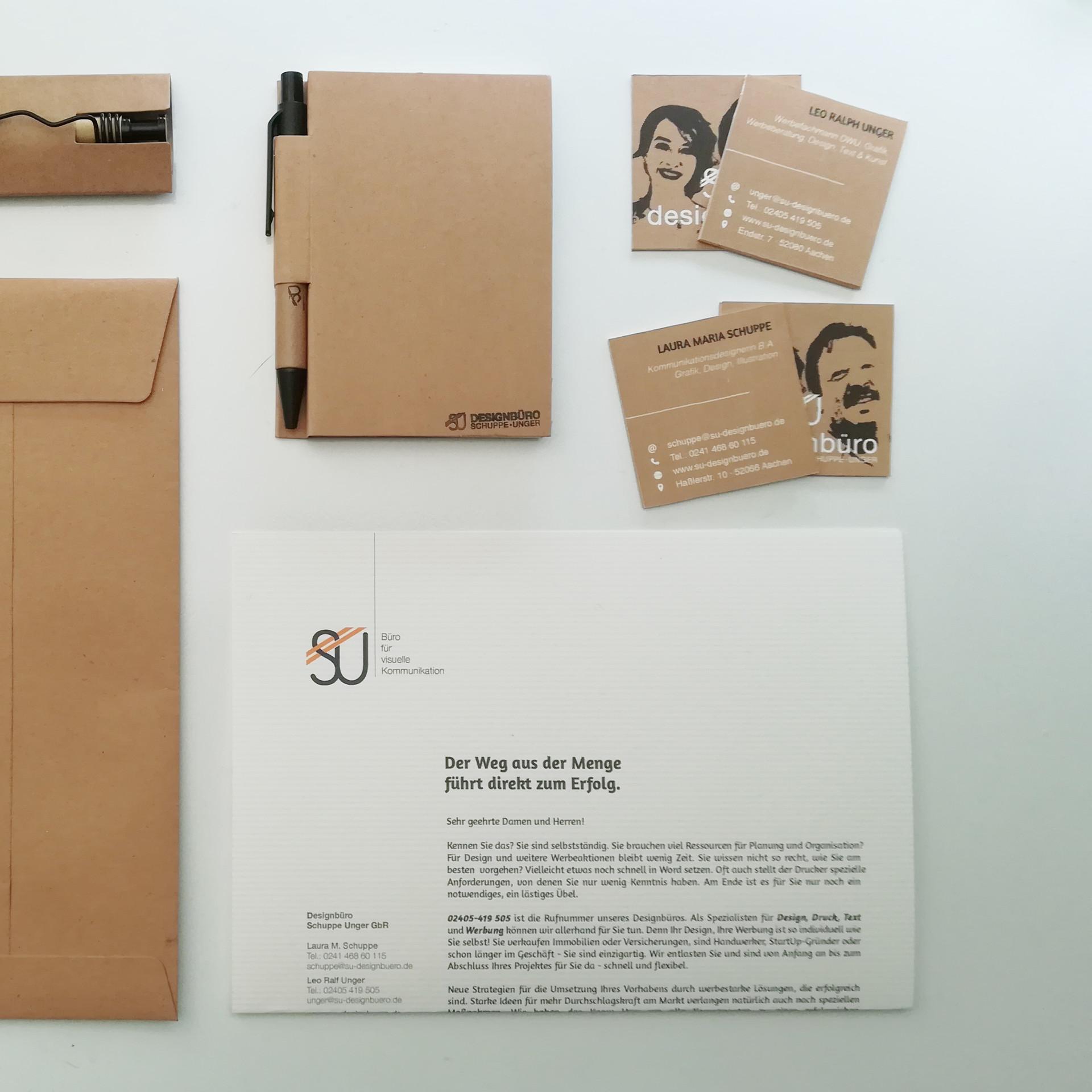MockUp-Konzeptdesign