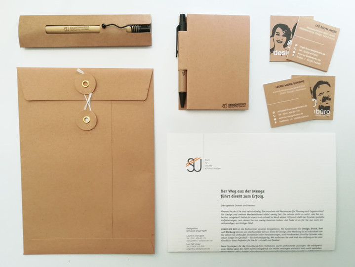 Konzept Design. Designbüro Schuppe Unger