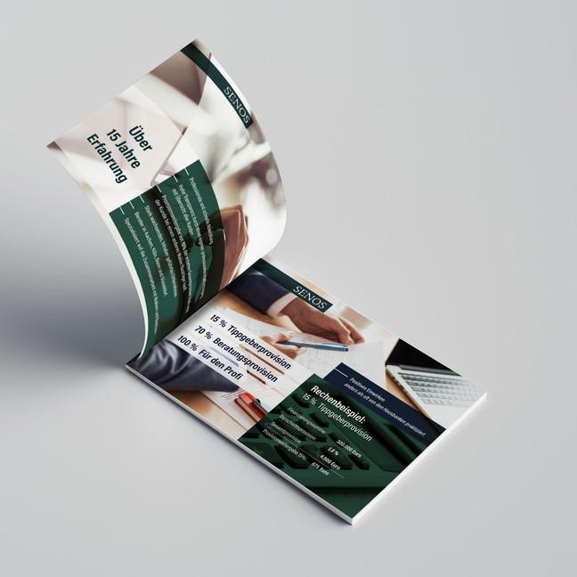 Kleine Broschüre
