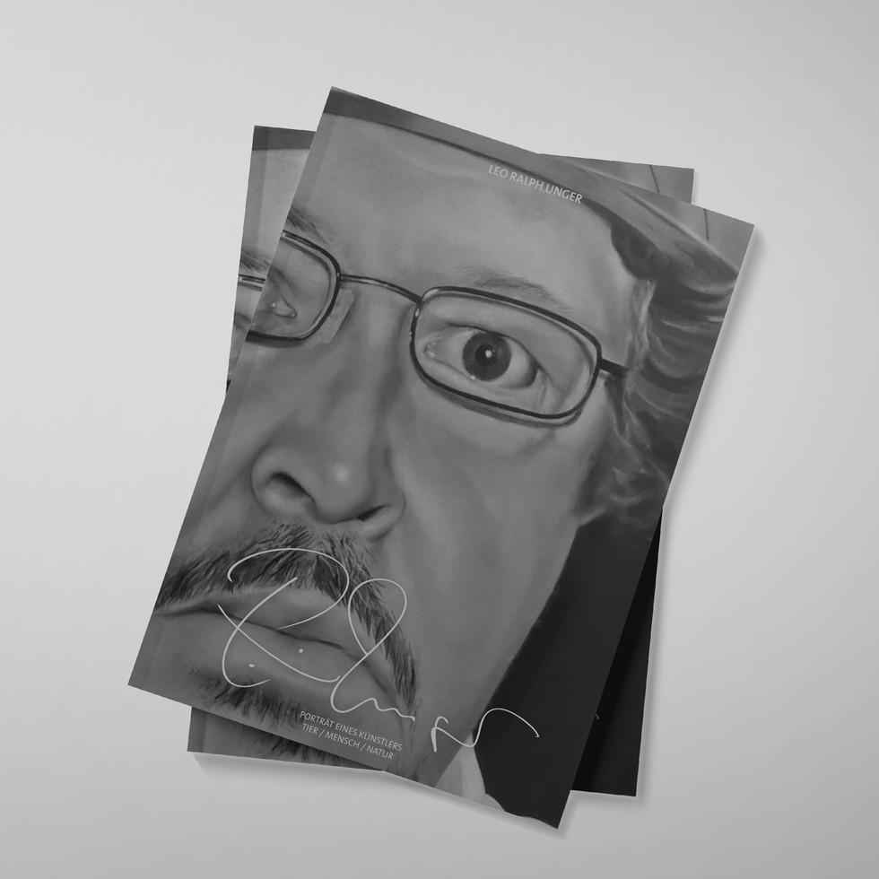 Cover Künstlerbuch