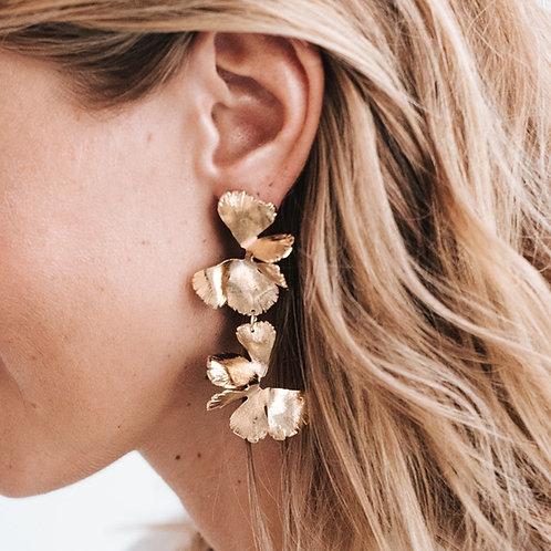 Maison Sabben 'Dune' Bridal Earrings