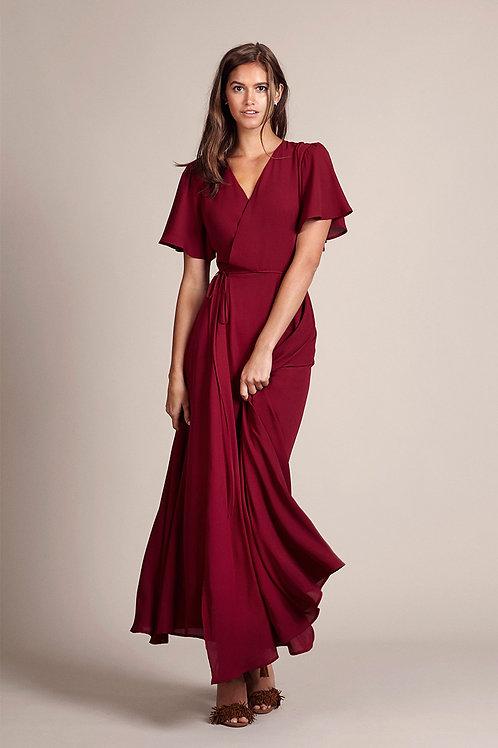 Florence by Rewritten Wrap Bridesmaids dress XS 6-8