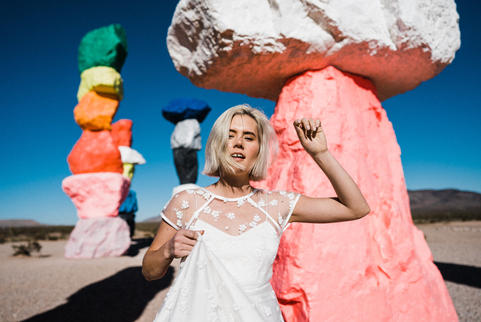 E&W Couture Summer Haze Trunk Show
