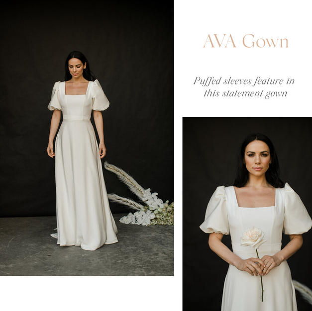 Ava Gown Miracle Love Amy New Bridal