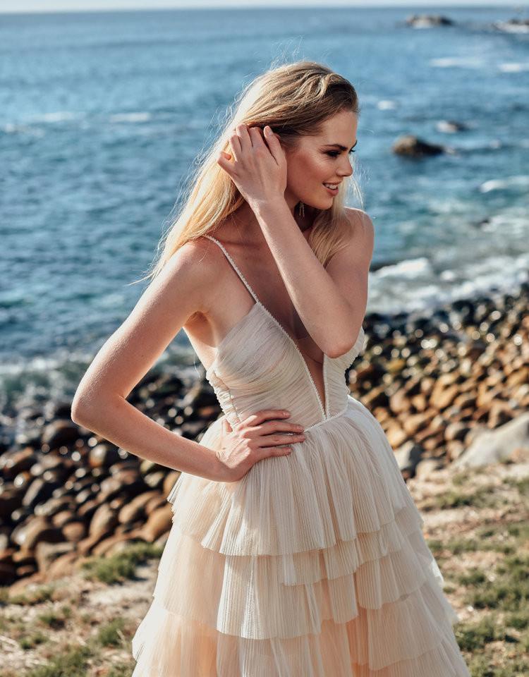 AlenaLeena 'Bells' Bridal Gown