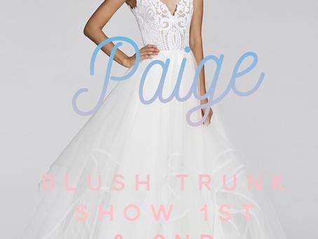 T.R.U.N.K SHOW Hayley Paige Blush