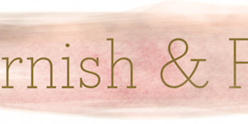 GARNISH & FRILL TRUNK SHOW