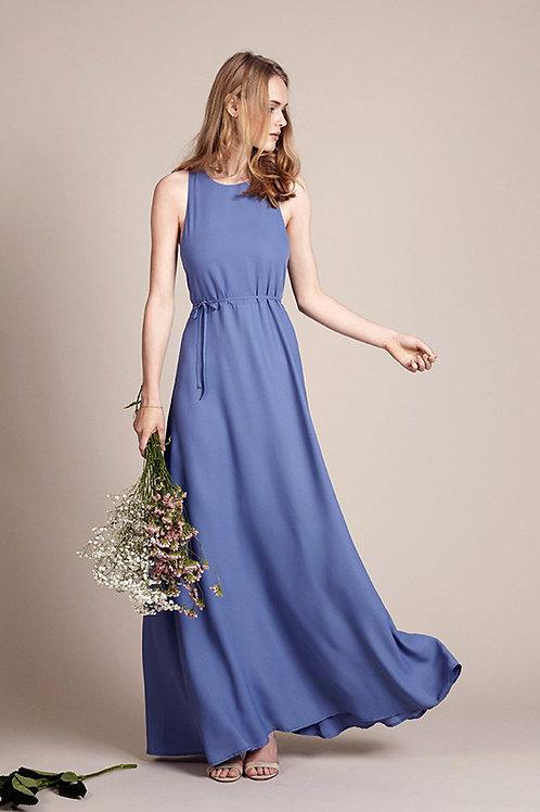 Vienna by Rewritten Bridesmaids Dress in Bluebell Size L