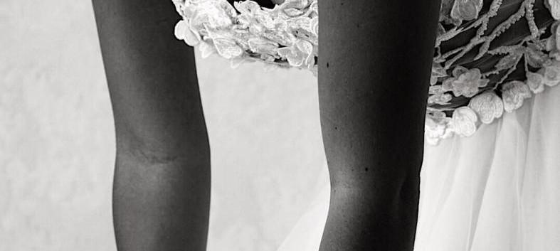 Emmy Mae Bridal Dahlia