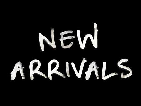 New Arrivals & Vacay Dreams