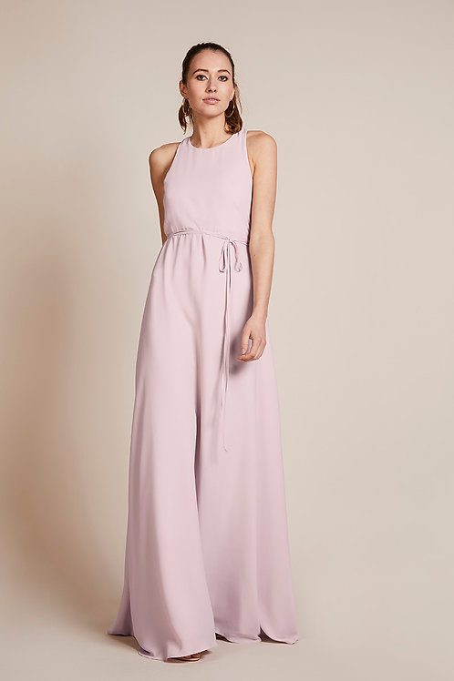 Vienna by Rewritten Bridesmaids Dress in Oyster Size Small