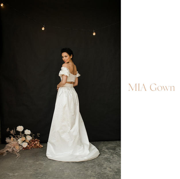Mia Gown Miracle Love Amy New Bridal