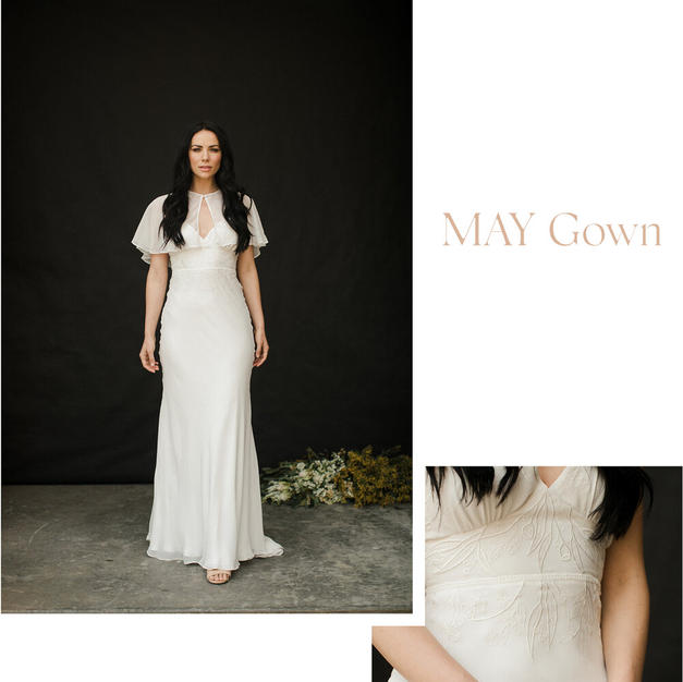 May Gown Miracle Love Amy New Bridal