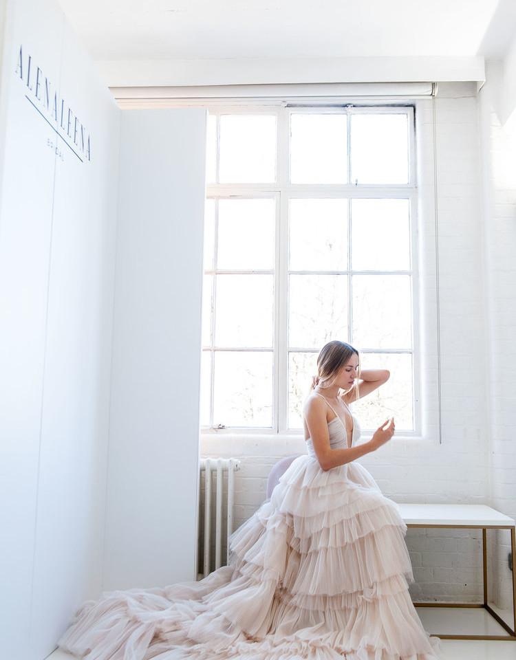 Alena Leena Bridal 'Bells' Gown