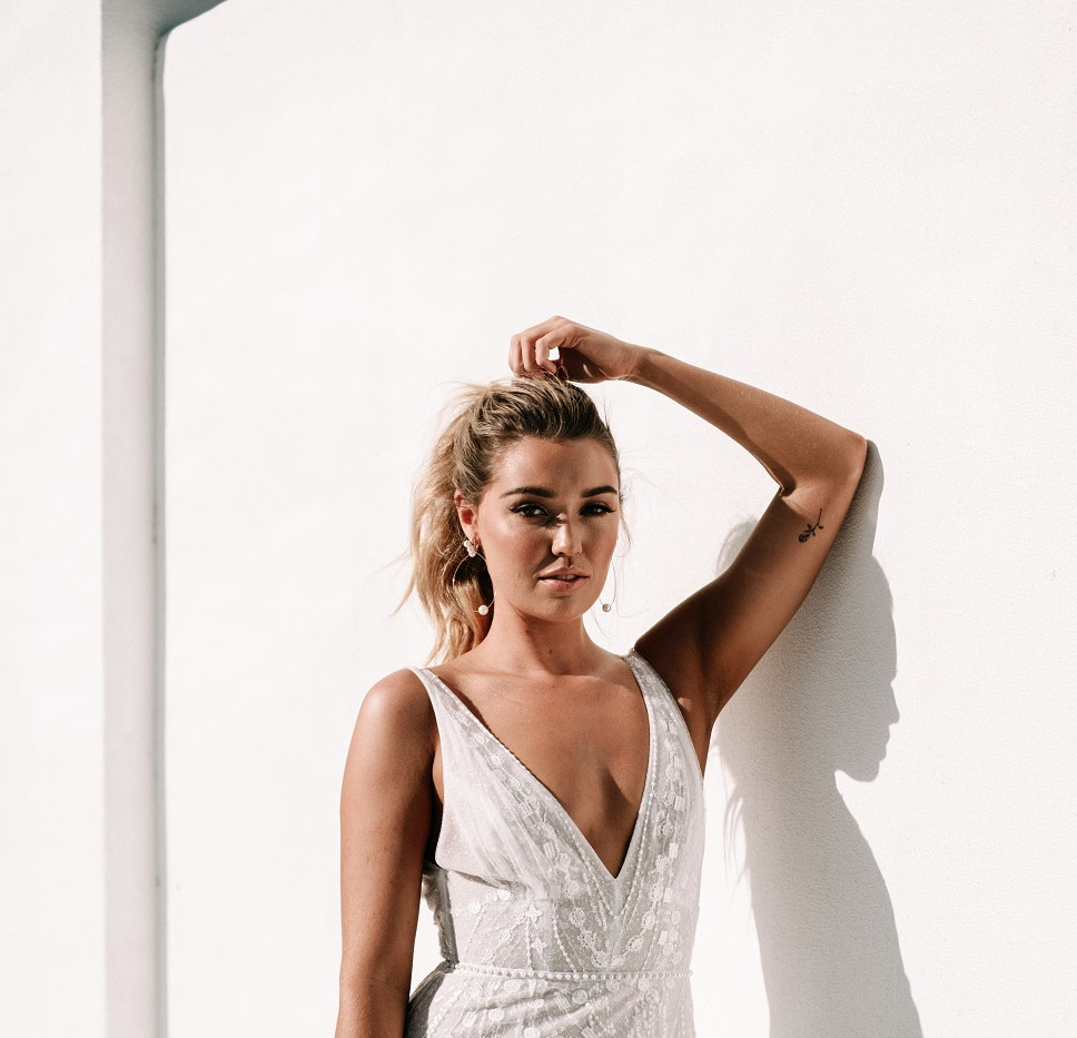 Jane Hill Bridal Luna