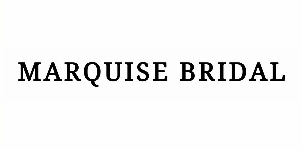 MARQUISE Bridal Trunk Show 20th June - 2nd July