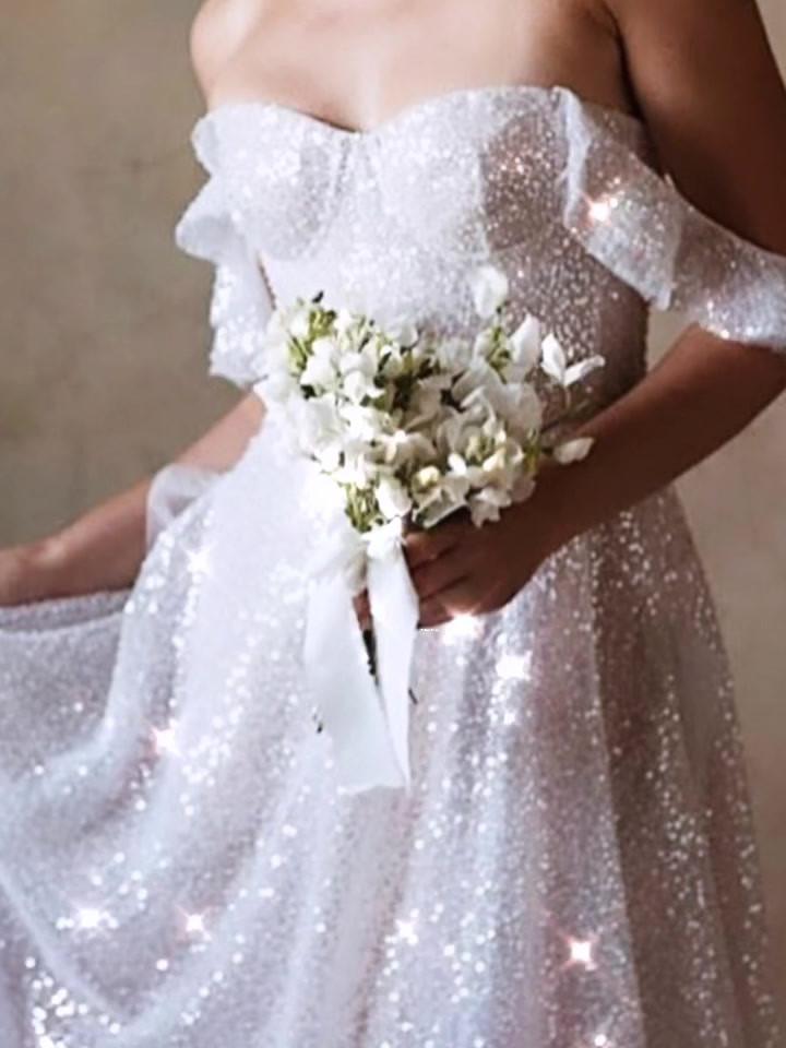 Alena Leena Myrtus Bridal Gown