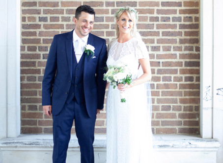 Real Wedding Round Up from the Beautiful Brides from H A L O & W R E N