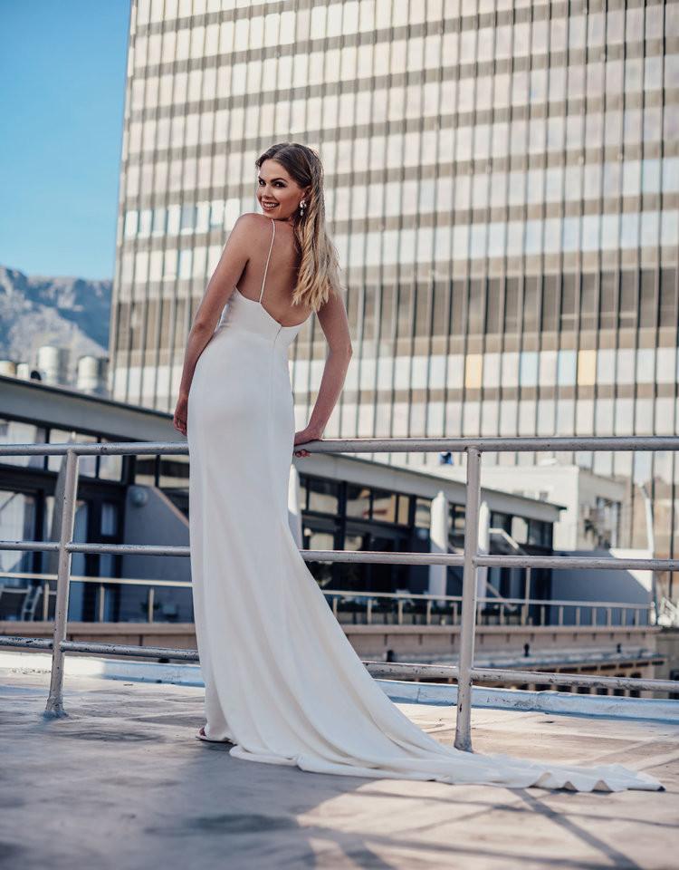 AlenaLeena Bridal 'Gardenia' Gown