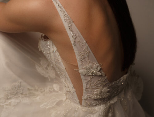Alena Leena Pancy Bridal Gown