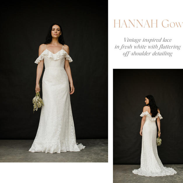 Hannah Gown Miracle Love Amy New Bridal