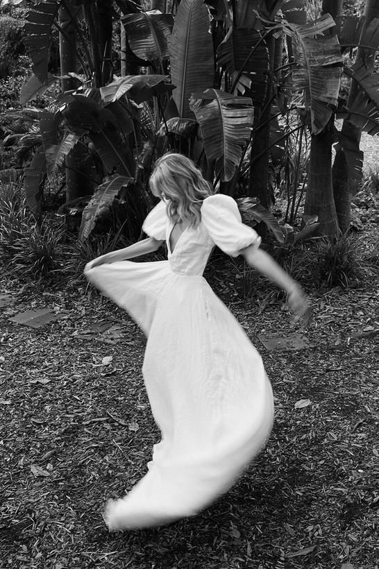 &forlove - AULDYN - stocked at Halo & Wren Bridal, Hertfordshire, UK
