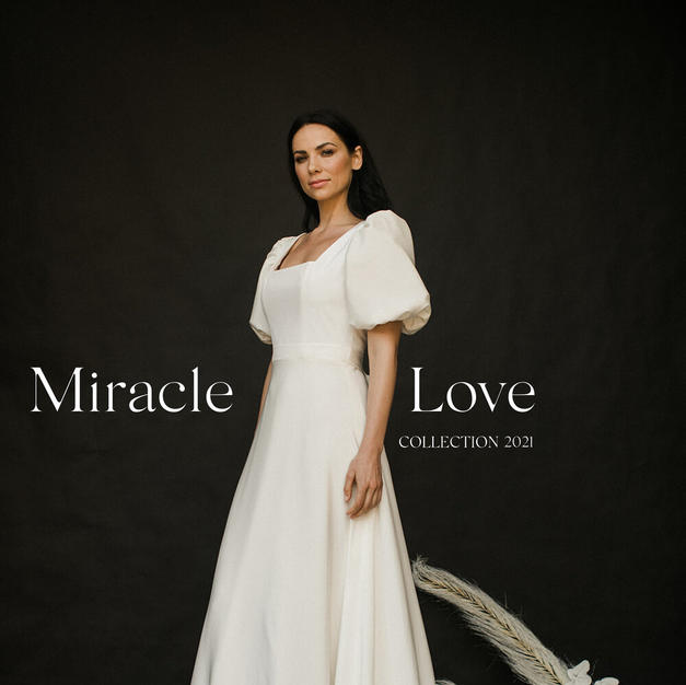 Miracale Love 2021 Amy New Bridal