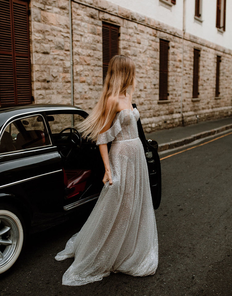 Alena Leena Bridal 'Myrtus' Gown