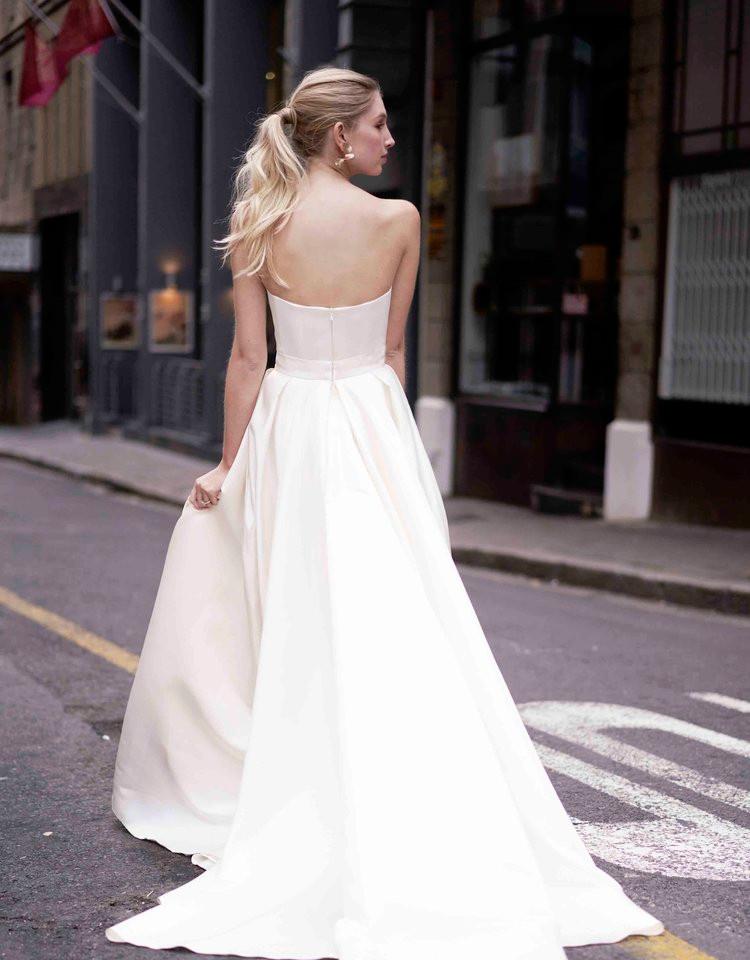 Magnolia Gown by Alena Leena Bridal