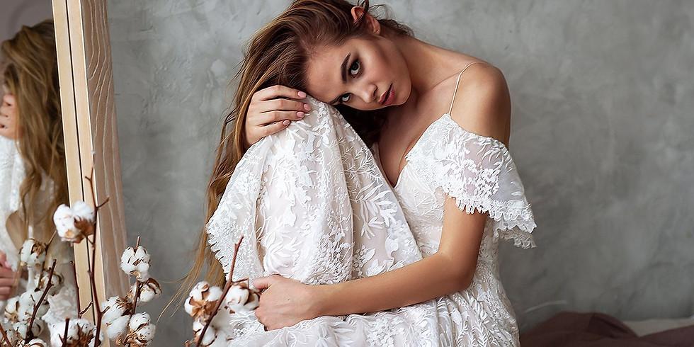 Love & Liberty Bridal Trunk Show H A L O & W R E N
