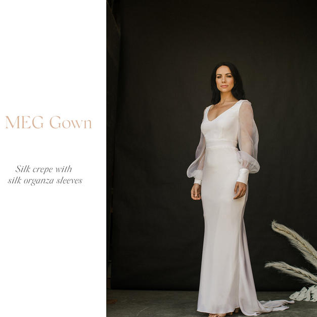 Meg Gown Miracle Love Amy New Bridal