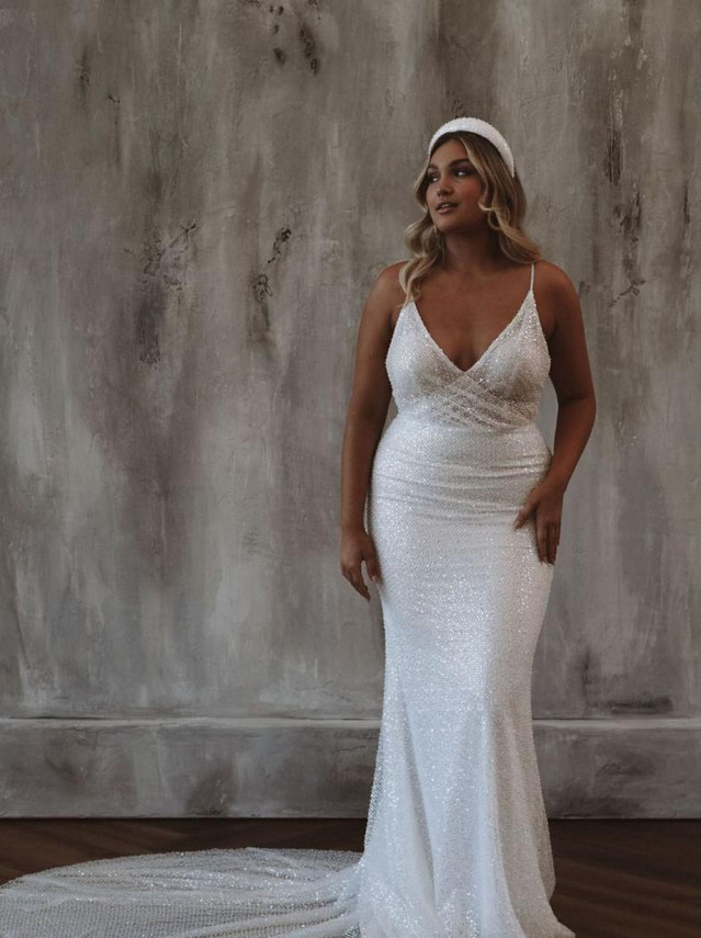 Curve Mila Gown by MWL