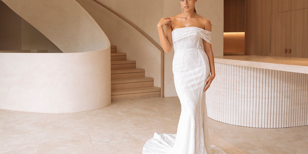 Jane Hill 'Muse' Trunk Show at HALO & WREN Bridal MAY24TH-30TH