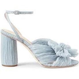 *PREORDER*Loeffler Randall 'Camellia' Heels in Blue