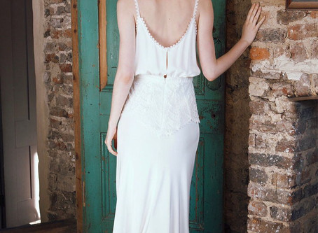 Exclusive Collection of SOON Bride exhibiting with Halo & Wren.