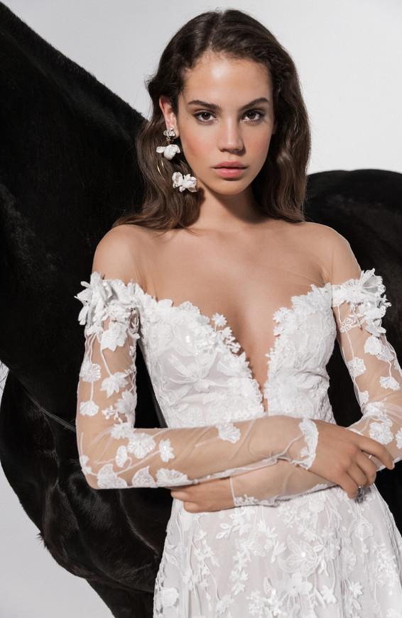 Daalarna Couture RPS 160 at Halo & Wren Bridal