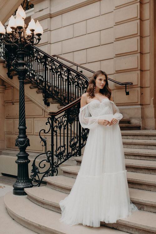 Alena Leena 'Almeria' Bridal ARRIVING NOVEMBER