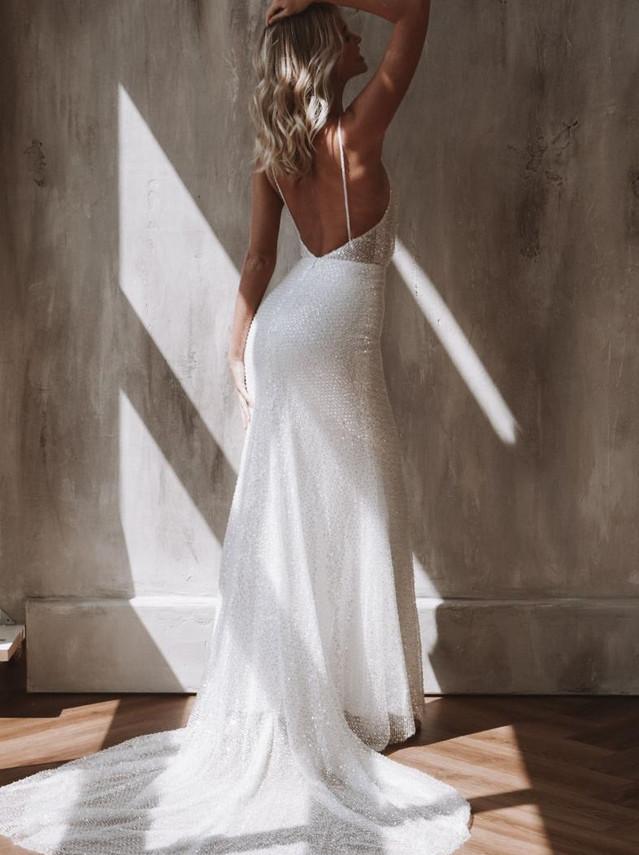 MWL bridal Mila gown