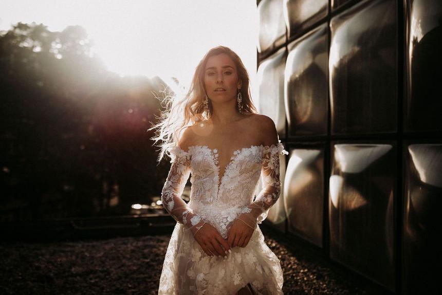 Daarlarna Couture at Halo & Wren Bridal, Hertfordshire