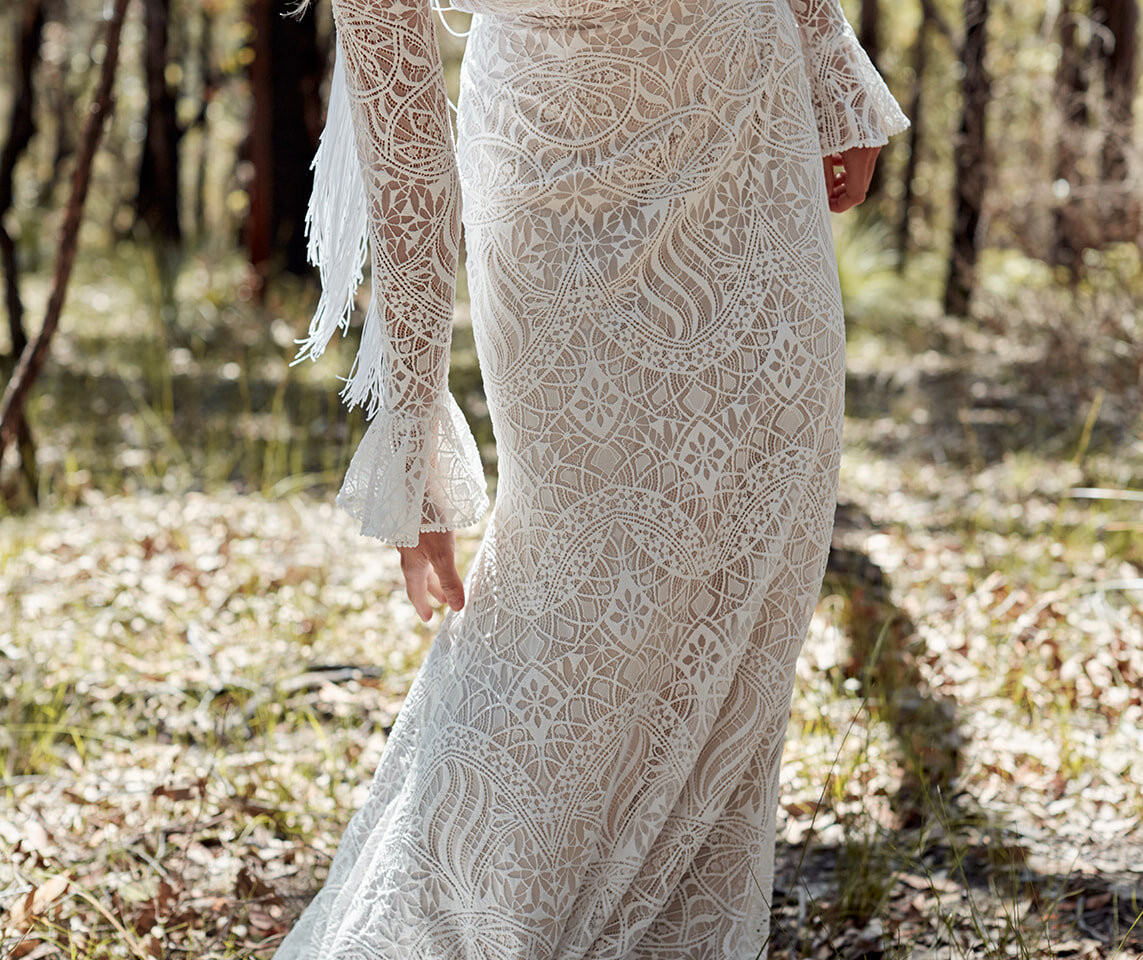 &forlove bridal - AUSTRALIS - stocked at Halo & Wren Bridal, Hertfordshire, UK