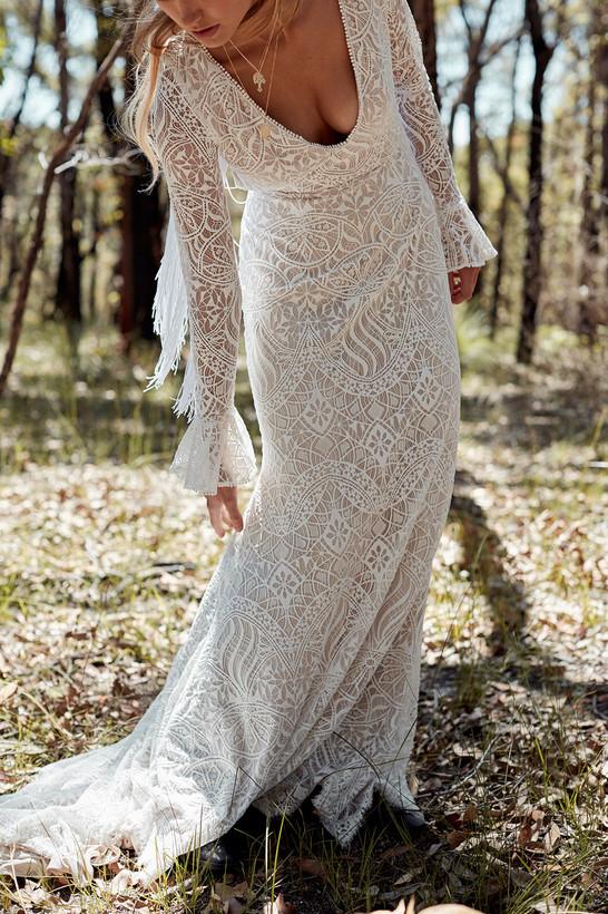 &forlove bridal - AUSTRALIS - stocked at Halo & Wren Bridal, Hertfordshire, UK