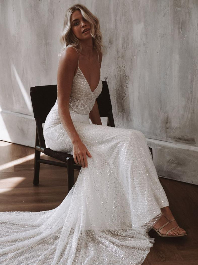 Mila bridal gown by MWL