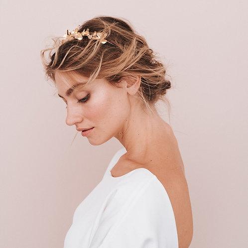 Maison Sabben 'Drape' Bridal Crown, Headband, Tiara