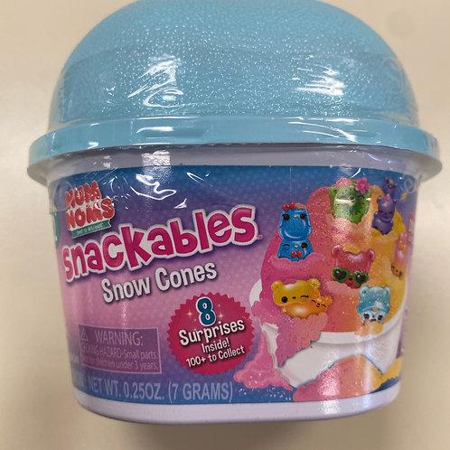 Num Noms Snackable Snow Cones 8 surprises