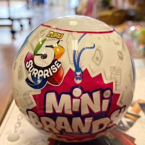 5 Surprise Mini Brands Series 1