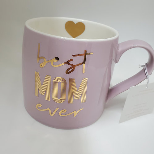 Oversized Best Mom Ever Mug