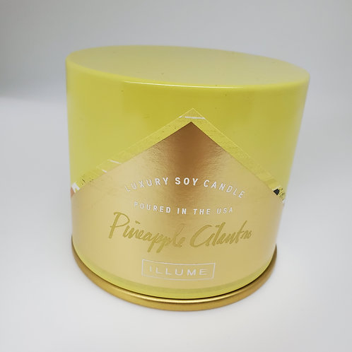 LLUME Luxury Soy Candle Pineapple Cilantro