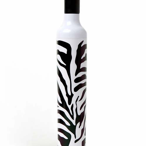 Vinrella Zebra Wine Bottle Umbrella
